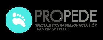 gabinet, poradnia podologiczna Propede - logo